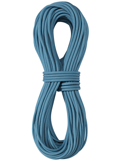 Edelrid Skimmer Pro Dry - Corde d'escalade - 7,1mm 70m bleu